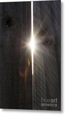 Through The Hole Metal Print by Svetlana Sewell