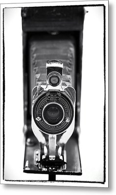 Through The Lens Metal Print by John Rizzuto