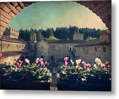 Through Time Metal Print by Laurie Search