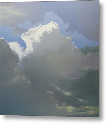 Thunderhead 2 Metal Print by Cap Pannell