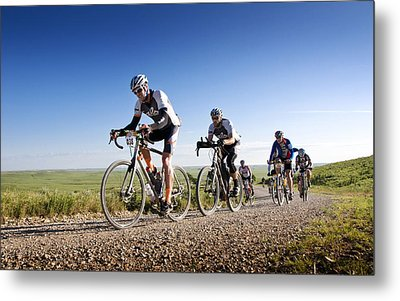 Tim Ek And Salsa Dk200 Metal Print by Eric Benjamin