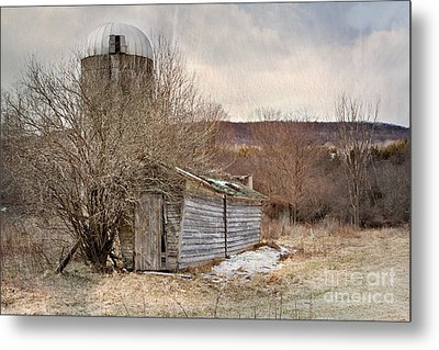 Time Gone By  Metal Print by A New Focus Photography