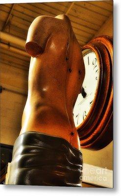 Time Passage Metal Print by Lauren Leigh Hunter Fine Art Photography