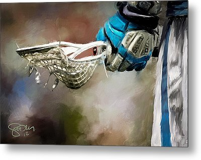 Time To Play Metal Print by Scott Melby
