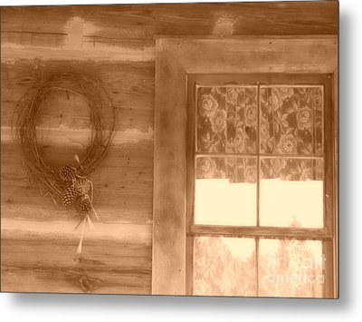 Time To Remember Metal Print by Mariagrazia Stanfield