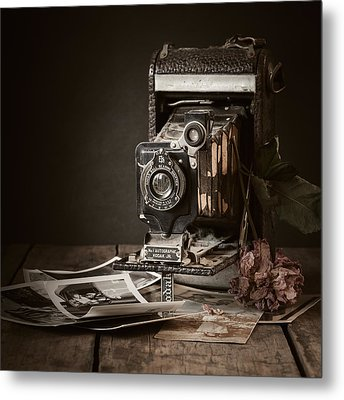 Timeless Metal Print by Amy Weiss