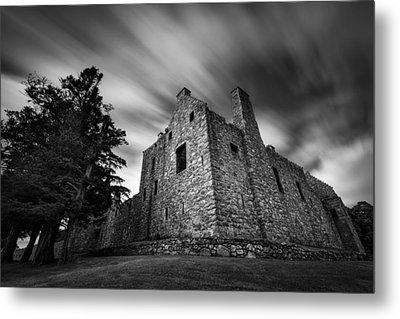 Tolquhon Castle Metal Print by Dave Bowman