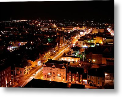 Top Of Kingston Series 003 Metal Print by Paul Wash