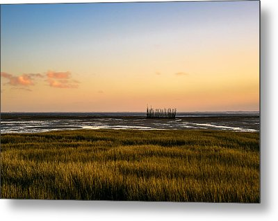 Metal Print featuring the photograph Touch The Sky by Thierry Bouriat