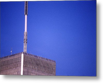Tower One Metal Print by Jon Neidert
