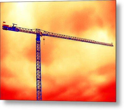 Towering 1 Metal Print by Wendy J St Christopher