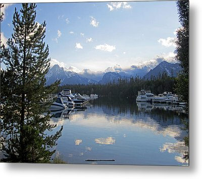 Tranquillity Metal Print by Mike Podhorzer