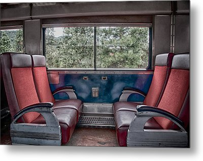 Trans Siberian Express Metal Print by Trever Miller