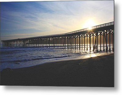 Transitions Metal Print by Laurie Search