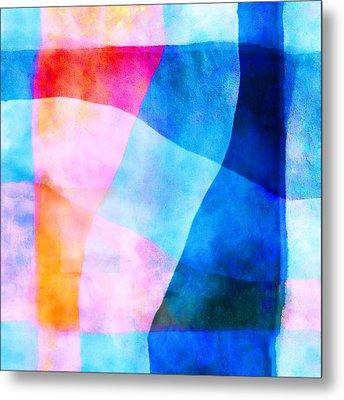 Translucence Number 1 Metal Print by Carol Leigh