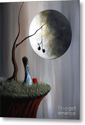 Tree Of Promise By Shawna Erback Metal Print by Shawna Erback