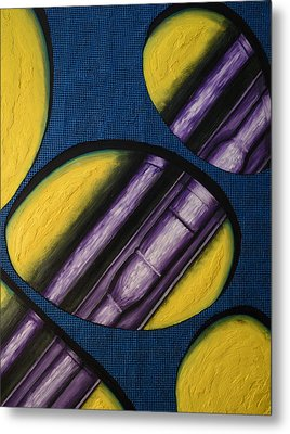 Tripping Pipe Metal Print by Shawn Marlow