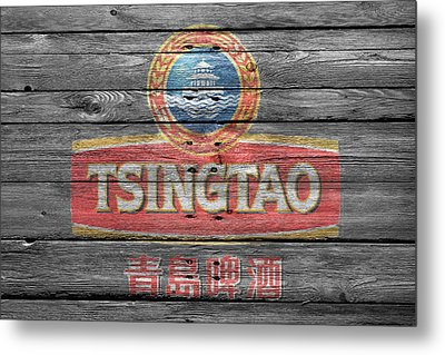 Tsingtao Metal Print by Joe Hamilton