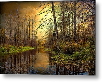 Turn Of Dawn Metal Print by Gary Smith