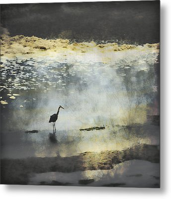 Turning Of The Tide Metal Print by Carol Leigh