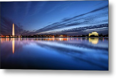 Twilight  Metal Print by JC Findley
