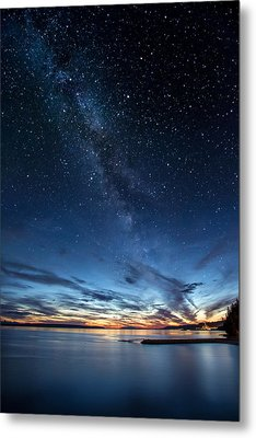 Twilight Twinkle Metal Print by Pierre Leclerc Photography