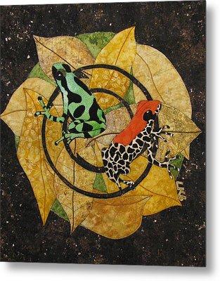 Two Little Beauties Metal Print by Lynda K Boardman