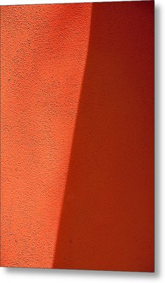 Two Shades Of Shade Metal Print by Peter Tellone