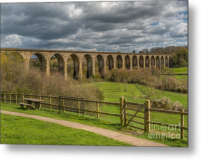 Ty Mawr Country Park Metal Print by Adrian Evans