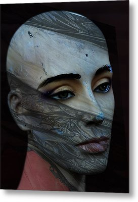 Unintended Rendition  Metal Print by JC Photography and Art