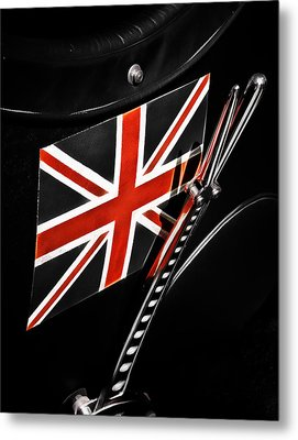 Union Jack Metal Print by Phil 'motography' Clark