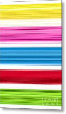 Unity Of Colour 3 Metal Print by Tim Gainey