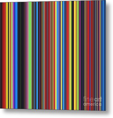 Unity Of Colour Metal Print by Tim Gainey