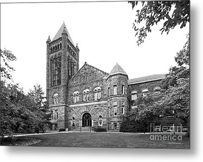 University Of Illinois Altgeld Hall Metal Print by University Icons