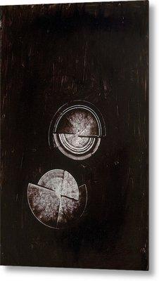 Untitled # 205 Metal Print by Kongtrul Jigme Namgyel