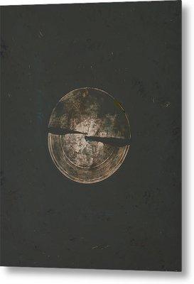 Untitled #201 Metal Print by Kongtrul Jigme Namgyel