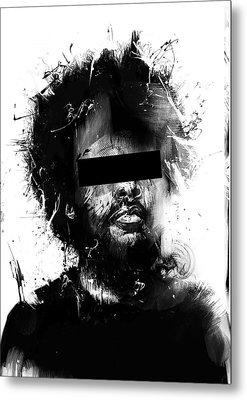 Untitled Metal Print by Balazs Solti