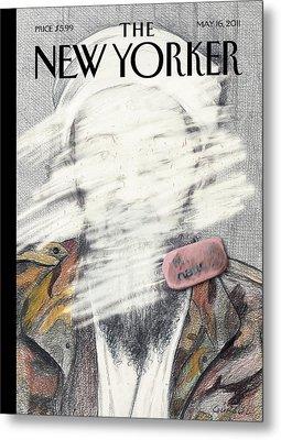 Untitled Metal Print by Gurbuz Dogan Eksioglu