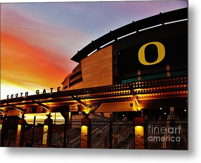 Uo 1 Metal Print by Michael Cross