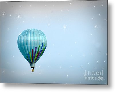 Up Metal Print by Juli Scalzi