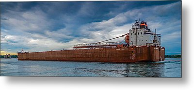Upbound At Mission Point 2 Metal Print by Gales Of November