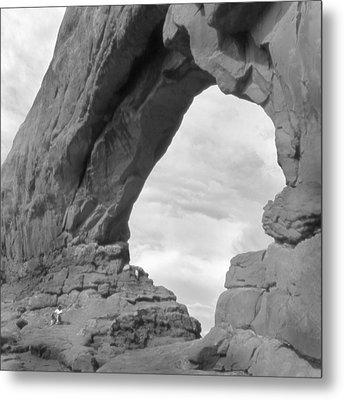 Utah Outback 29 Metal Print by Mike McGlothlen