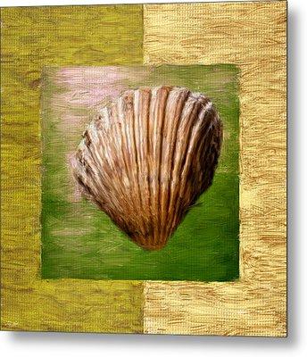Verde Beach Metal Print by Lourry Legarde