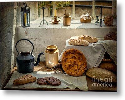 Victorian Bakery Metal Print by Adrian Evans