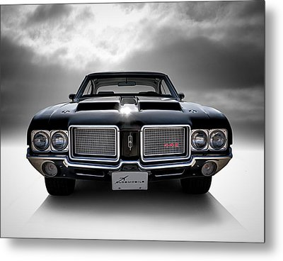 Vintage 442 Metal Print by Douglas Pittman