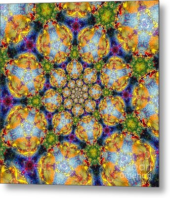 Vitality Metal Print by Denise Nickey