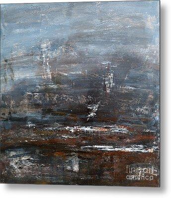 Voice Of The Sea  Metal Print by Ismeta Gruenwald