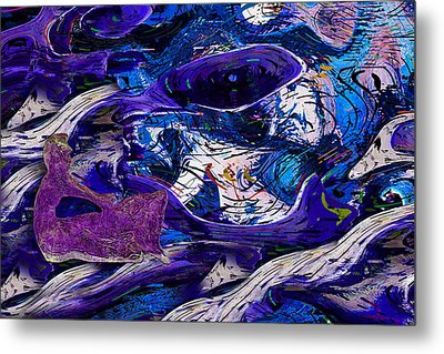 Waking In A Dream Metal Print by Jack Zulli