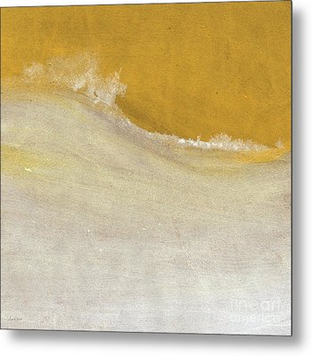 Warm Sun Metal Print by Linda Woods