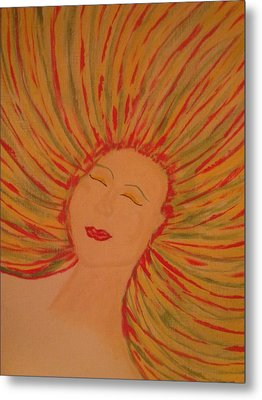 Warm Thoughts Metal Print by Erica  Darknell